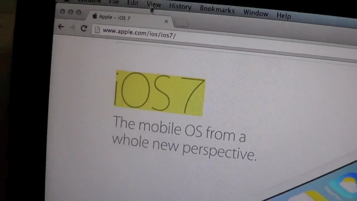 Как правильно установить iOS 7