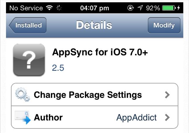 Установка iOS 7 на гаджет