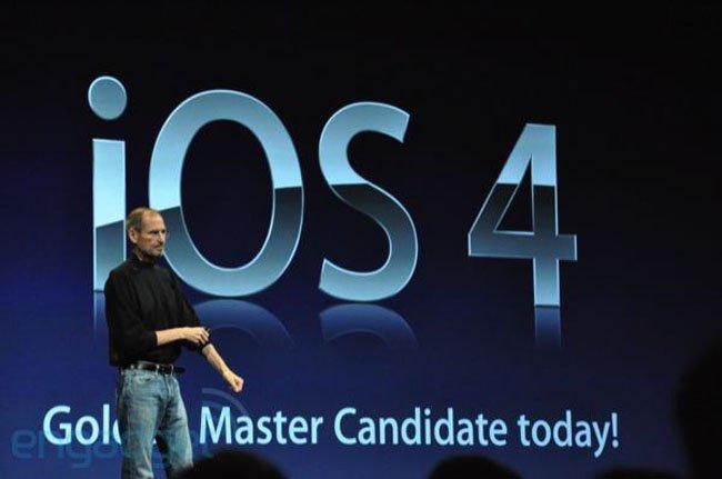 Как правильно установить iOS 4